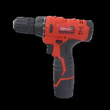 NASH model cordless drill 12V LI-ION.