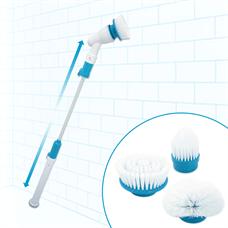 แปรงทำความสะอาดอัตโนมัติ 55 เซนติเมตร รุ่น F0615011 สีฟ้า