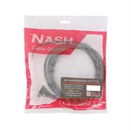 NASH อุปกรณ์เครื่องมือสายไฟ 1 x 3 เมตร สีดำ รุ่น NS-2