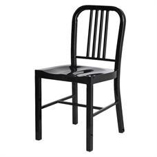 HOFF เก้าอี้เหล็กโมเดิร์น รุ่น YD-N18-M สีดำ