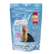 SMARTHEART ขนมสุนัข สูตรบำรุงเส้นขน 100 g.