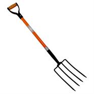 ส้อมเหล็ก สีส้ม NASH รุ่น F107FG