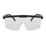 NASH แว่นตากันสะเก็ดใส สีขาว สีขาว รุ่น G-1