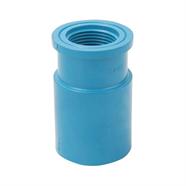 ข้อลดกลมเกลียวใน PVC 1 นิ้ว x 3/4 นิ้ว ตราสิงห์โต