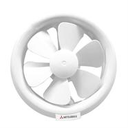 MITSUBISHI พัดลมดูดอากาศ 8 นิ้ว รุ่น VD-10Z4T3/T5 สีขาว
