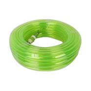 สายยางพีวีซีพร้อมหัวฉีด 5/8 นิ้ว x 20 เมตร สีเขียว OEM