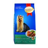 SMARTHEART อาหารสุนัขเล็ก รสไก่ และตับ