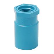 ข้อลดกลมเกลียวใน PVC 3/4 นิ้ว x 1/2 นิ้ว ตราสิงห์โต