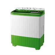 PANASONIC เครื่องซักผ้า 2 ถัง 11.5 กก. รุ่น NA-W1150NG สีเขียว