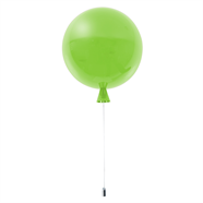โคมไฟลูกโป่งติดผนัง สีเขียว FINEXT รุ่น 300-W