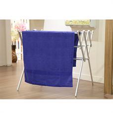 DECO ผ้าขนหนู 27x54 นิ้ว สีน้ำเงิน