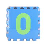 พรมตัวต่อรูปตัวเลข คละสี OEM รุ่น HTP-310NUNB