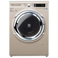 HITACHI เครื่องซักผ้าฝาหน้า 8 กก. รุ่น BD-W80XWVCHN สีแชมเปญ