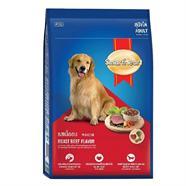 SMART HEART อาหารสุนัขโต รสเนื้อวัวอบ