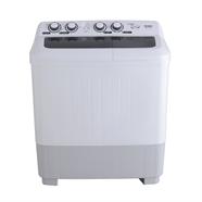 HAIER เครื่องซักผ้า 2 ถัง 10 กก. รุ่น HWM-T100N/OX สีฟ้า