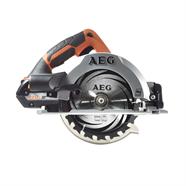 AEG เลื่อยวงเดือนไร้สาย 18 โวลต์ สีส้ม รุ่น BKS18-0