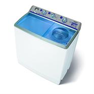 HITACHI เครื่องซักผ้า 2 ถัง 14 กก. รุ่น PS-140WJSBL สีขาว