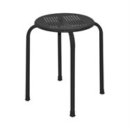 เก้าอี้เหล็กกลมรู FINEXT รุ่น HM-SC99001