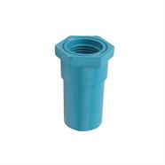 ท่อสั้นเกลียวใน PVC 3/4 นิ้ว x 1/2 นิ้ว ตราสิงห์โต