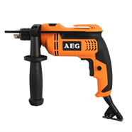 AEG สว่านกระแทก รุ่น SBE500RE สีส้ม