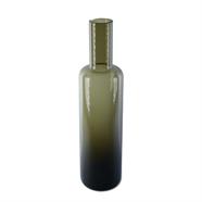 แจกันแก้ว 12 นิ้ว สีช็อกโกแลต OEM รุ่น 990125/L