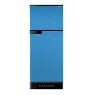 SHARP ตู้เย็น 2 ประตู 5.9 คิว รุ่น SJ-C19E-BLU สีฟ้า