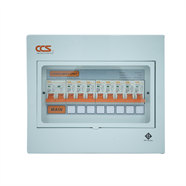 CCS ชุดคอนซูเมอร์ยูนิต 8x63A
