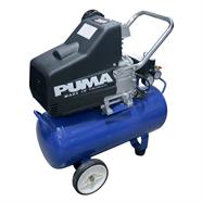 PUMA ปั๊มลมโรตารี่ 3 HP x 25 ลิตร สีน้ำเงิน รุ่น XM-2525