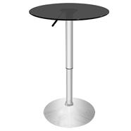 FINEXT โต๊ะบาร์อะคริลิค รุ่น 9026-Y สีเทา