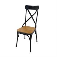 HOFF เก้าอี้ไม้สน รุ่น PWC-1 สีน้ำตาล