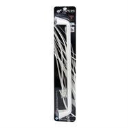 PIXO ราวแขวนผ้า PVC 60 ซม. รุ่น FS06