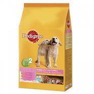PEDIGREE อาหารลูกสุนัข รสเนื้อไก่ ไข่ นม