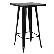 HOFF โต๊ะบาร์เหล็ก รุ่น YD-T6060-101 สีคอปเปอร์