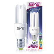 EVE หลอดประหยัดไฟ 4U 18 วัตต์ รุ่น MINI (DAY LIGHT)