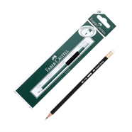 FABER-CASTELL ดินสอ 2B (1 กล่อง 12 ชิ้น)