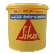 ซีเมนต์อุดน้ำรั่ว SIKA รุ่น 102