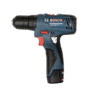 BOSCH สะว่านไขควงไร้สาย GSR 10.8 โวลต์ สีฟ้า รุ่น 1080-2-LI