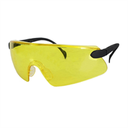 OEM แว่นตากันสะเก็ด สีเหลือง รุ่น JR-07
