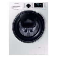 SAMSUNG เครื่องซักผ้าฝาหน้า 9 กก. รุ่น WW90K6410QW/STสีขาว