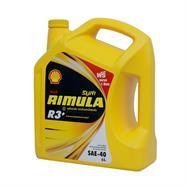 SHELL น้ำมันเครื่อง 6L ฟรี 1L รุ่น Rimula R3 40