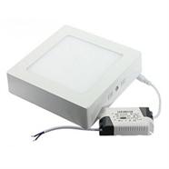 POWER MAX โคมไฟ LED PANEL ติดลอยเหลี่ยม 12 วัตต์ (WARM WHITE)