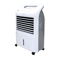CAMARCIO พัดลมไอเย็น 6 ลิตร รุ่น AC100-U สีขาว (สินค้ามีจำนวนจำกัด)