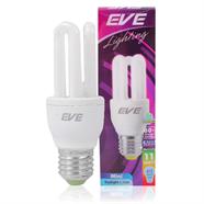 EVE หลอดประหยัดไฟ รุ่น MINI 3U  สีเดย์ไลท์ (DAY LIGHT)