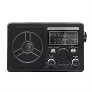 MONO วิทยุทรานซิสเตอร์ใช้ถ่าน รุ่น RCH-605 สีดำ
