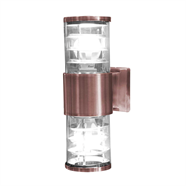 โคมไฟกิ่งนอก สีทองแดง FINEXT รุ่น A119-108-2W