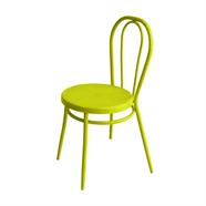 เก้าอี้เหล็ก HOFF รุ่น SC20001A 382C สีเขียว