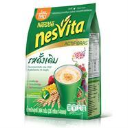 NESVITA เนสวีต้า เครื่องดื่มธัญพืชดังเดิม (1 แพค 14 ชิ้น)