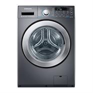 SAMSUNG เครื่องซักผ้าฝาหน้า 14 กิโลกรัม รุ่น WD14F5K5ASG/ST สีดำ