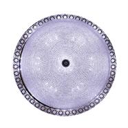 VANEZZA โคมไฟเพดานอะคริลิก LED พร้อมรีโมท 60 เซนติเมตร รุ่น DDZ09