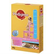 PEDIGREE อาหารลูกสุนัข สูตรอย่านม 480 g.